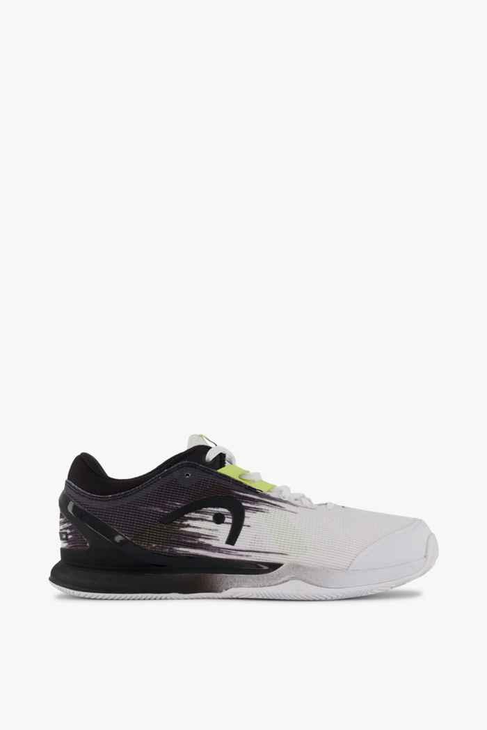 Head Sprint Pro 3.0 chaussures de tennis hommes Couleur Blanc 2