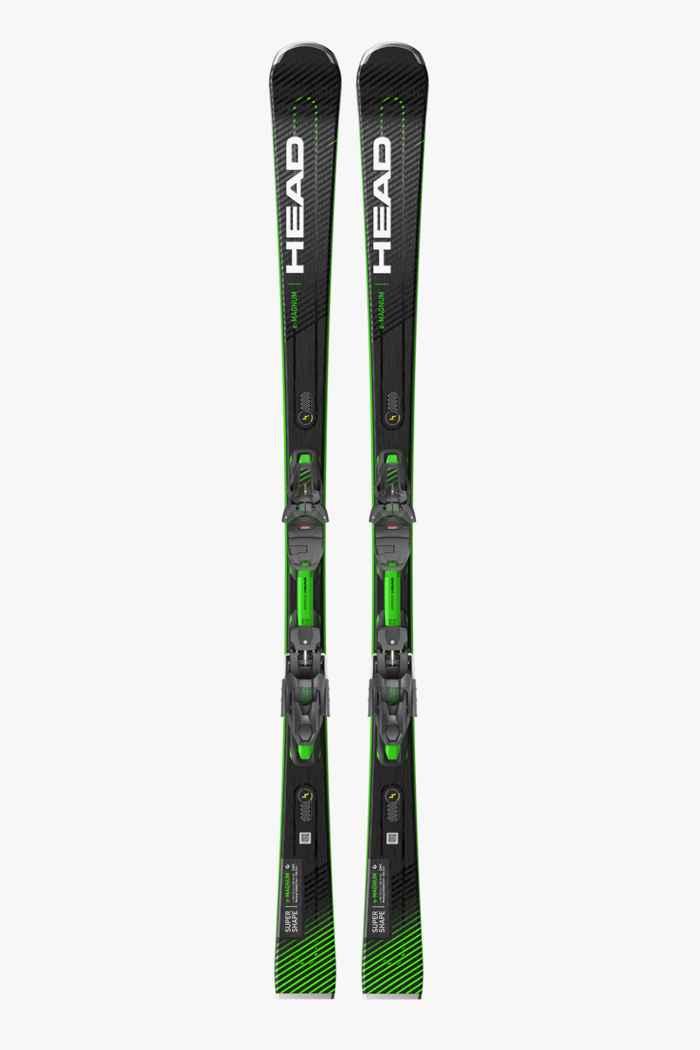 Head Supershape e-Magnum ski set 20/21 1