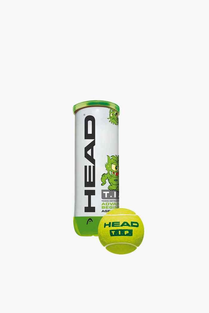 Head T.I.P Green balles de tennis enfants 1