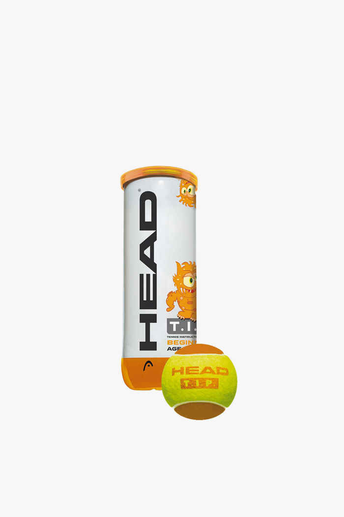 Head T.I.P. Orange balles de tennis enfants 1