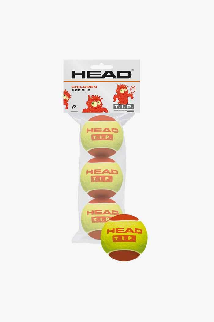 Head T.I.P. Red balles de tennis 1