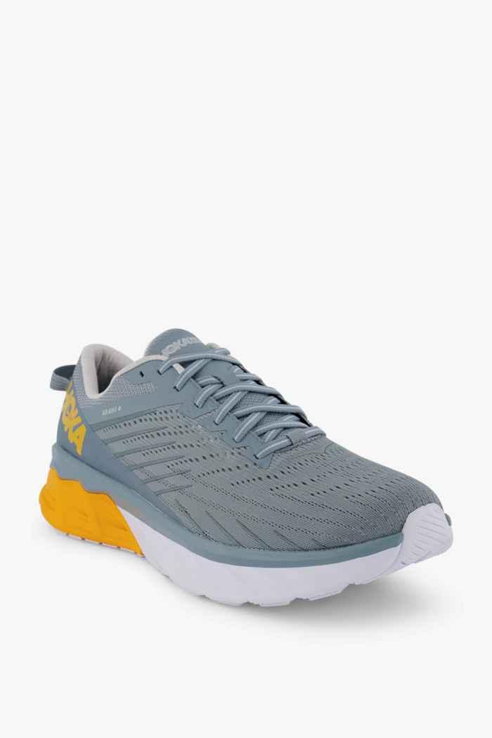 HOKA ONE ONE Arahi 4 chaussures de course hommes Couleur Gris 1