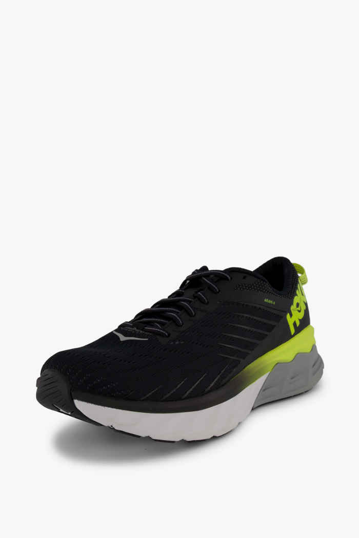 HOKA ONE ONE Arahi 4 chaussures de course hommes Couleur Noir 1