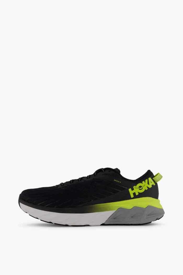 HOKA ONE ONE Arahi 4 scarpe da corsa uomo Colore Nero 2