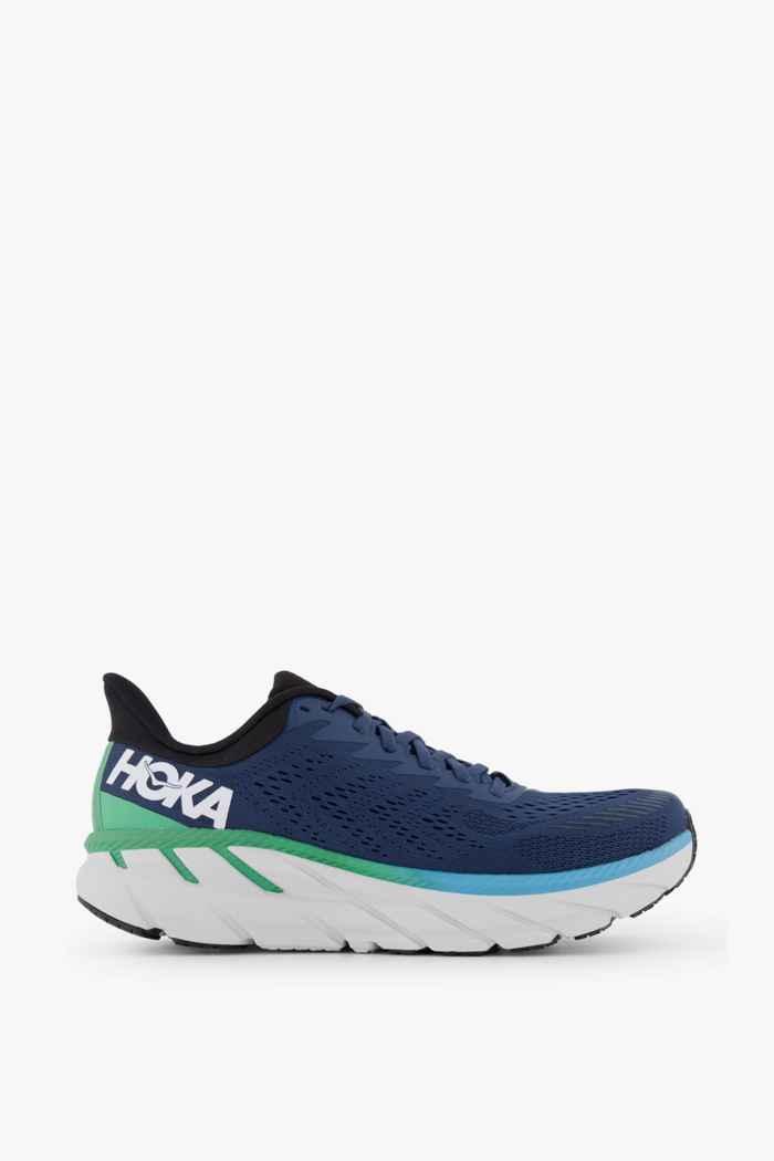 HOKA ONE ONE Clifton 7 chaussures de course hommes Couleur Bleu 2