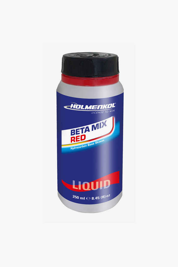 Holmenkol Betamix Red Liquid cera 1