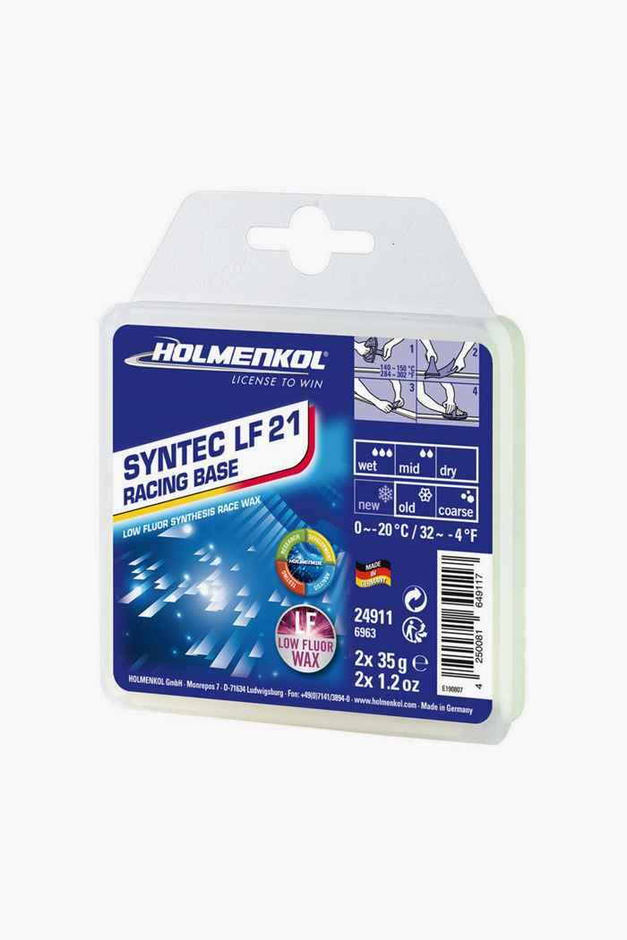 Holmenkol Syntec LF 21 Racing Base cera 1