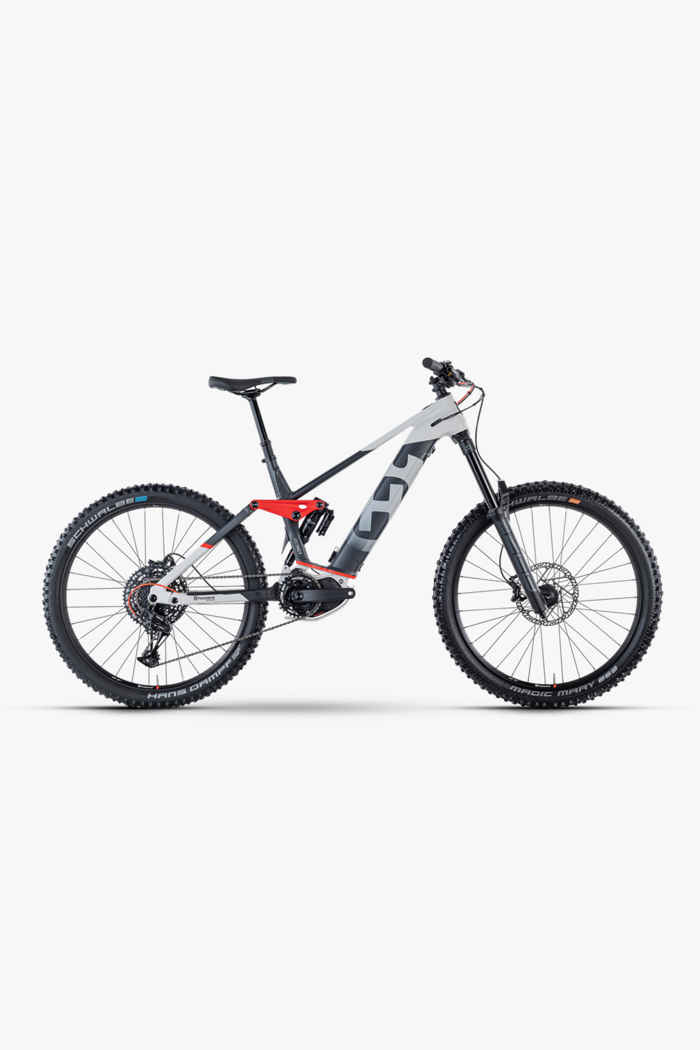 Husqvarna Hard Cross 7 27.5 e-mountainbike hommes 2021 1