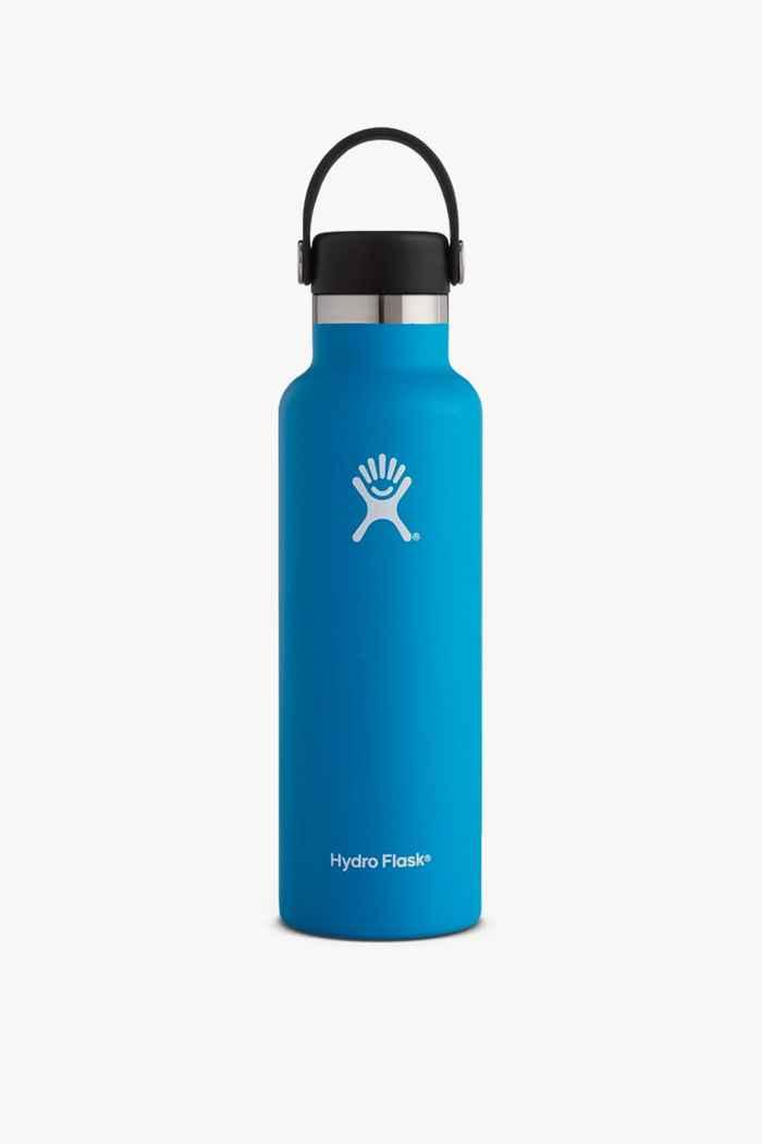 Hydro Flask Standard Mouth 621 ml Trinkflasche Farbe Blau 1