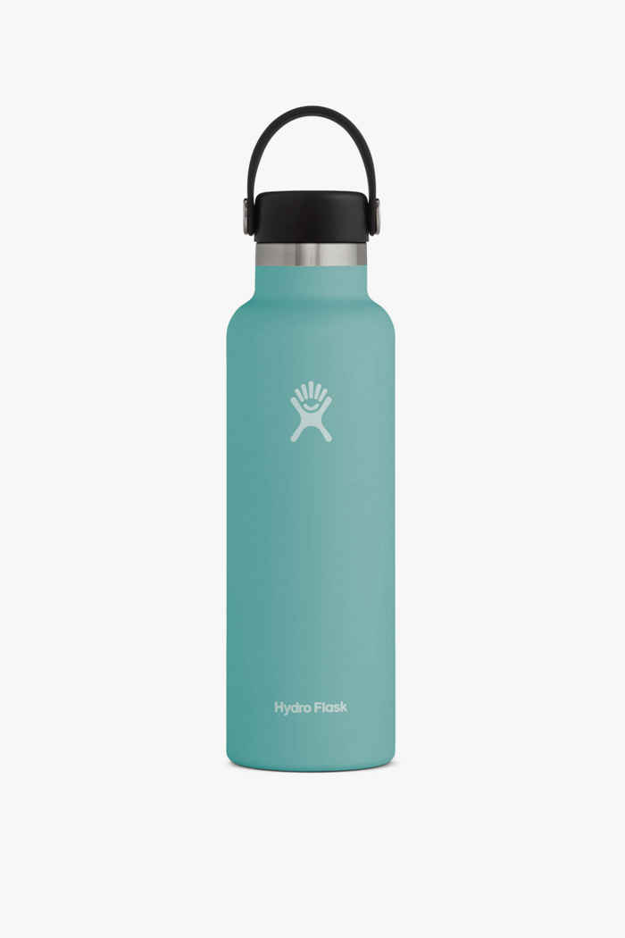 Hydro Flask Standard Mouth 621 ml Trinkflasche Farbe Mint 1