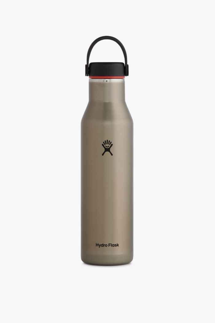 Hydro Flask Standard Mouth Lightweight 621 ml Trinkflasche Farbe Blau-grau 1