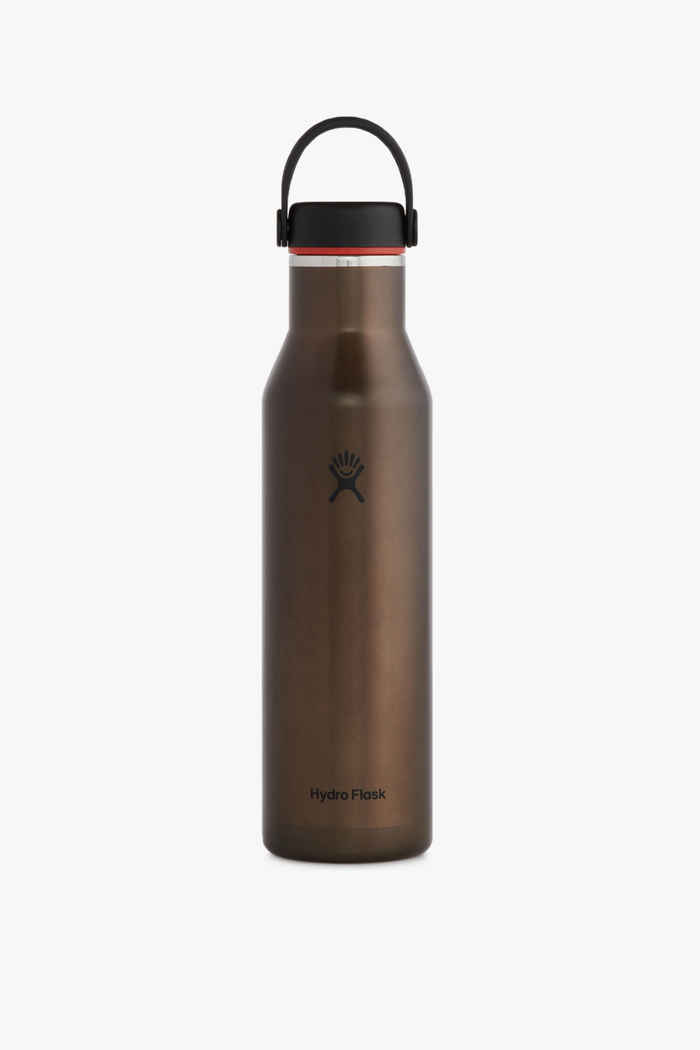 Hydro Flask Standard Mouth Lightweight 621 ml Trinkflasche Farbe Braun 1