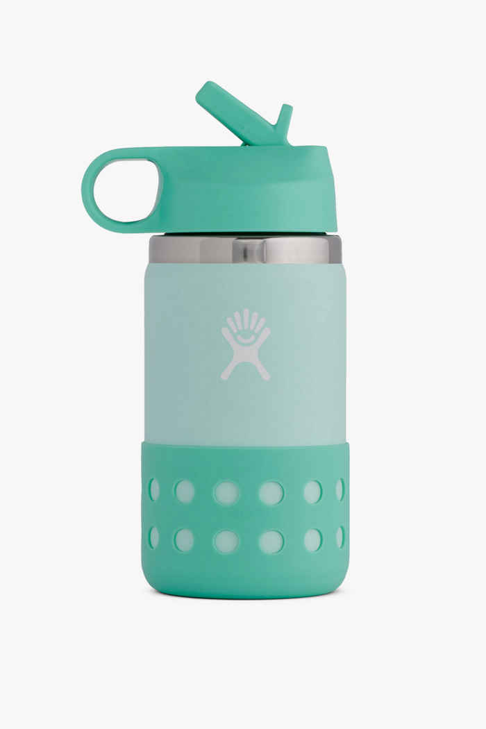 Hydro Flask Wide Mouth 355 ml Kinder Trinkflasche Farbe Mint 1