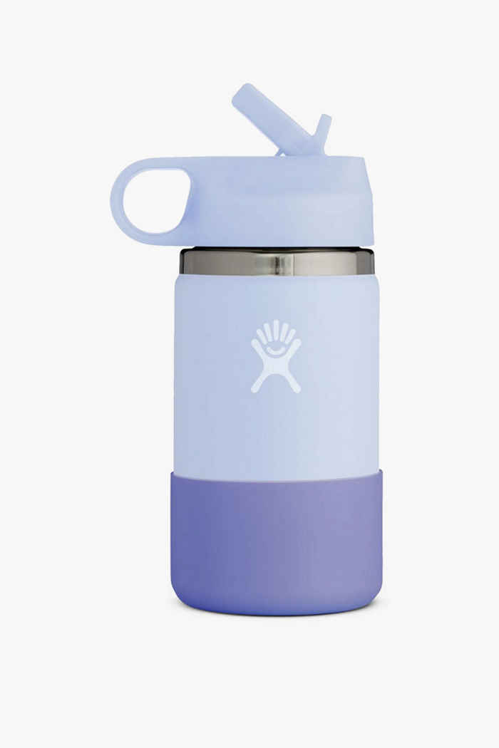 Hydro Flask Wide Mouth 355 ml Kinder Trinkflasche Farbe Violett 1