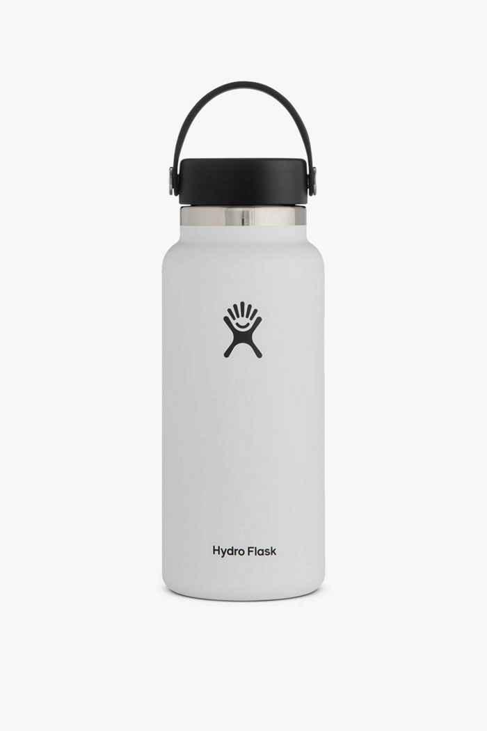 Hydro Flask Wide Mouth 946 ml borraccia Colore Bianco 1