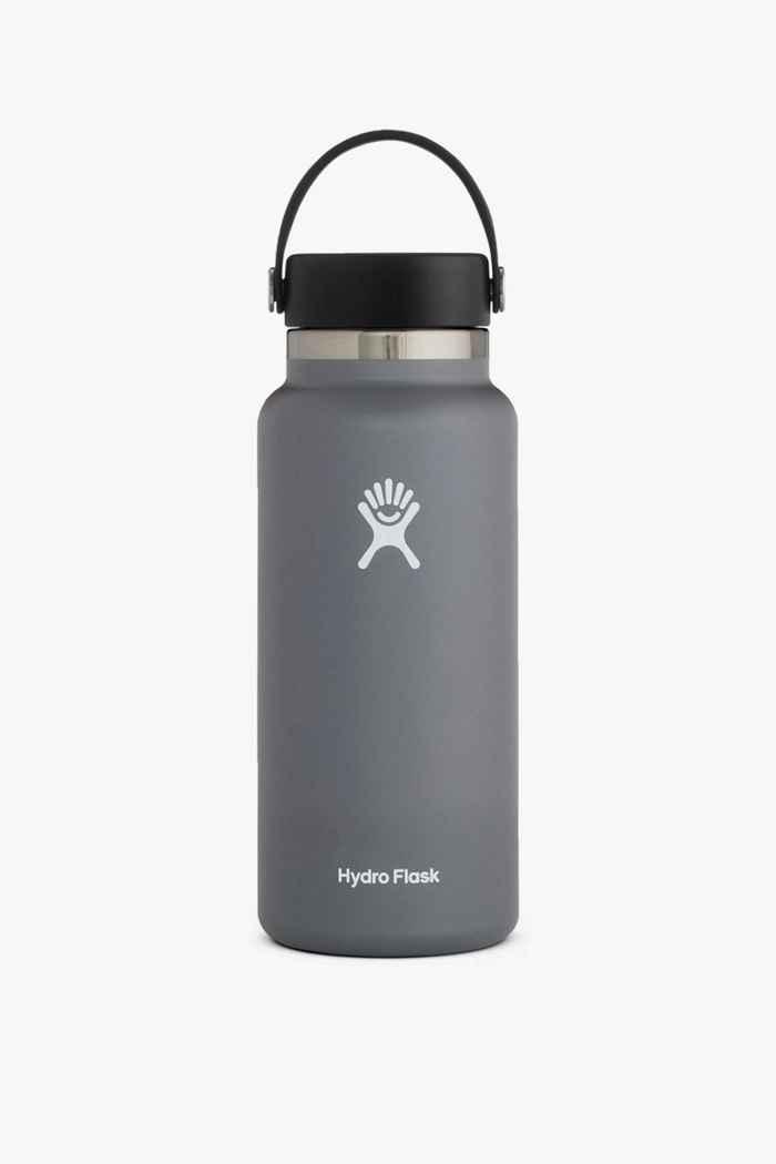 Hydro Flask Wide Mouth 946 ml borraccia Colore Grigio 1