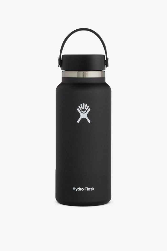 Hydro Flask Wide Mouth 946 ml borraccia Colore Nero 1