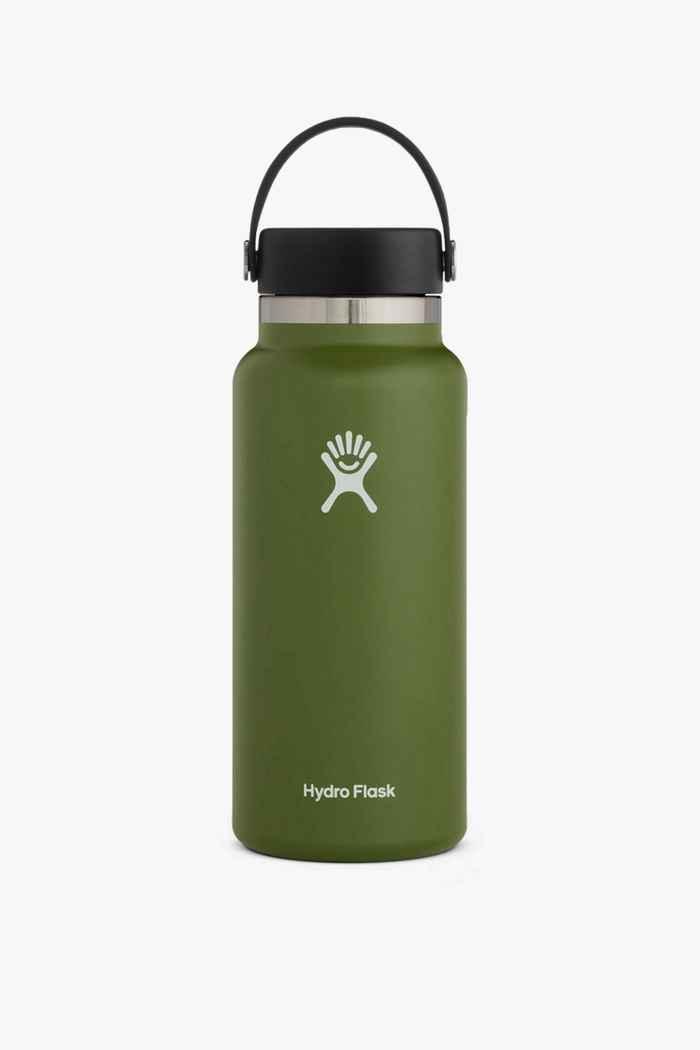 Hydro Flask Wide Mouth 946 ml borraccia Colore Verde oliva 1