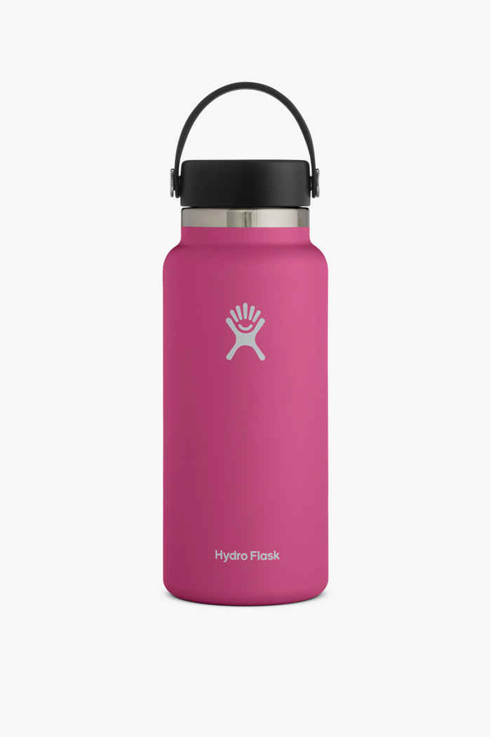 Hydro Flask Wide Mouth 946 ml Trinkflasche Farbe Lila 1