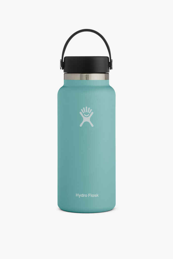 Hydro Flask Wide Mouth 946 ml Trinkflasche Farbe Mint 1