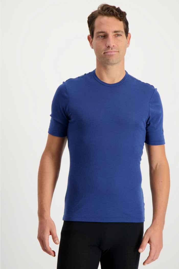 Icebreaker 175 Everyday t-shirt termica uomo Colore Blu 1