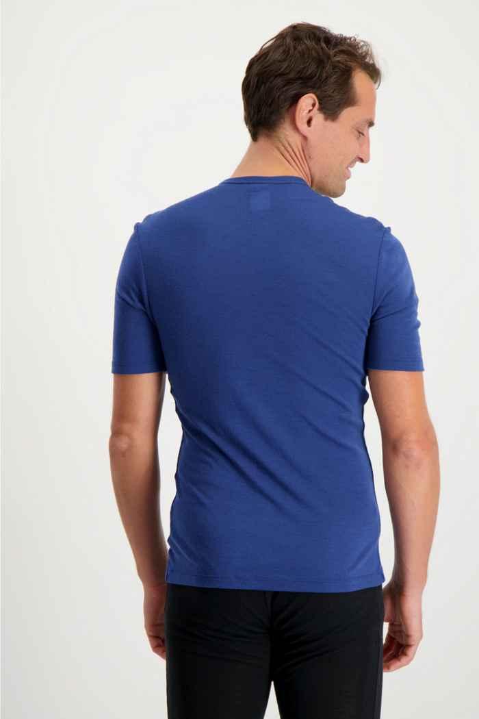 Icebreaker 175 Everyday t-shirt termica uomo Colore Blu 2