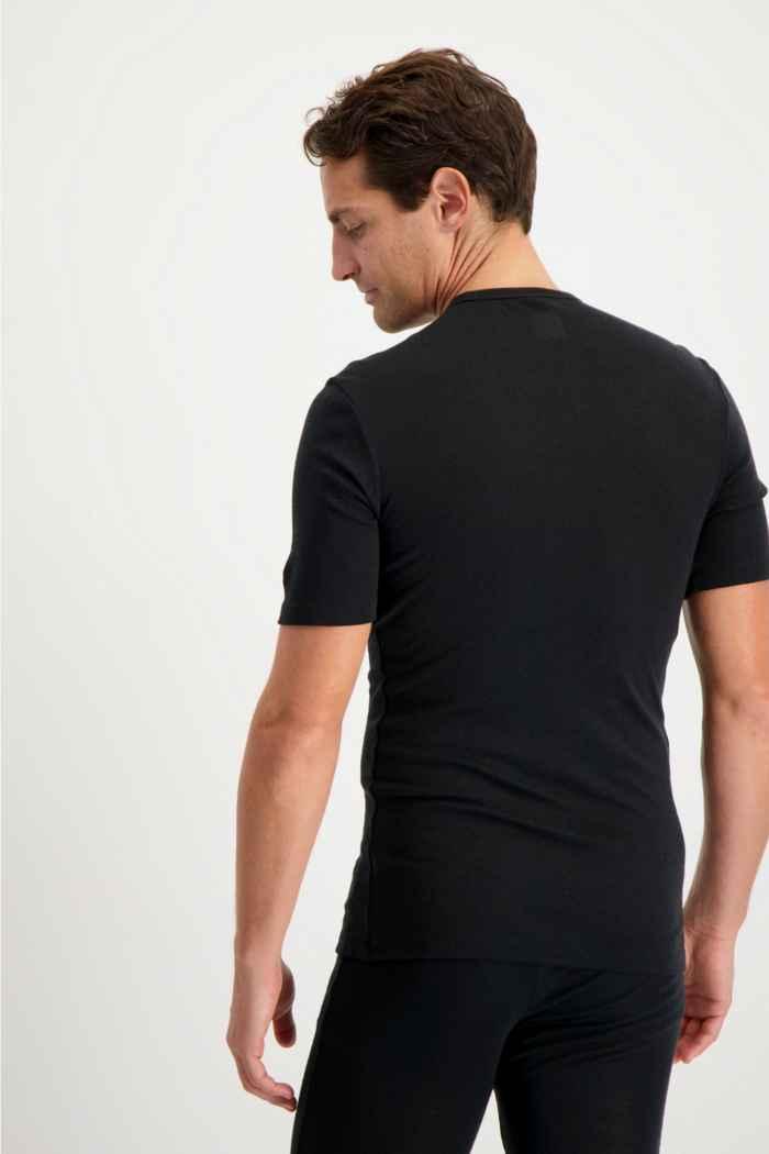 Icebreaker 175 Everyday t-shirt termica uomo Colore Nero 2