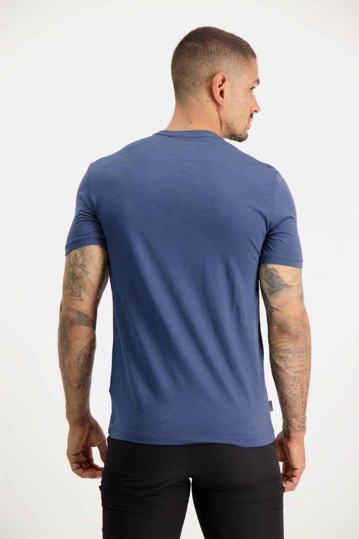 Icebreaker Spector Peak Patterns t-shirt uomo 2