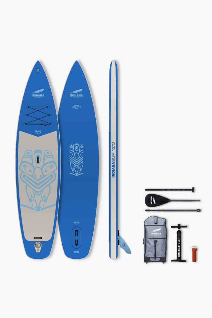 Indiana Family Pack 12.0 stand up paddle (SUP) 2021 1