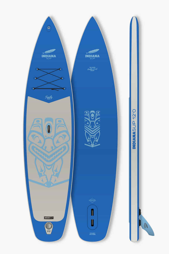 Indiana Family Pack 12.0 stand up paddle (SUP) 2021 2