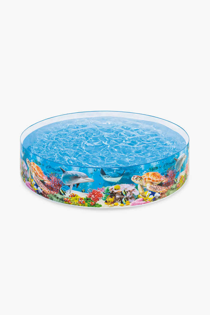 Intex Deep Blue Sea Snapsettm piscina 1