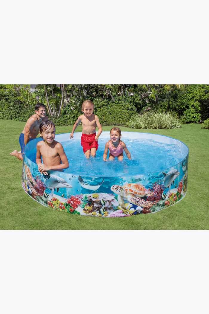 Intex Deep Blue Sea Snapsettm Pool 2