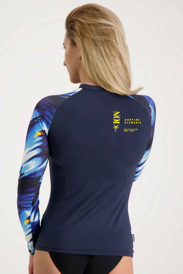 ION Rashguard Lizz LS lycra shirt donna 2