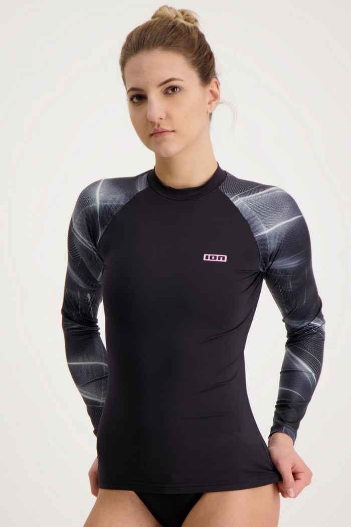ION Rashguard LS lycra shirt femmes 1