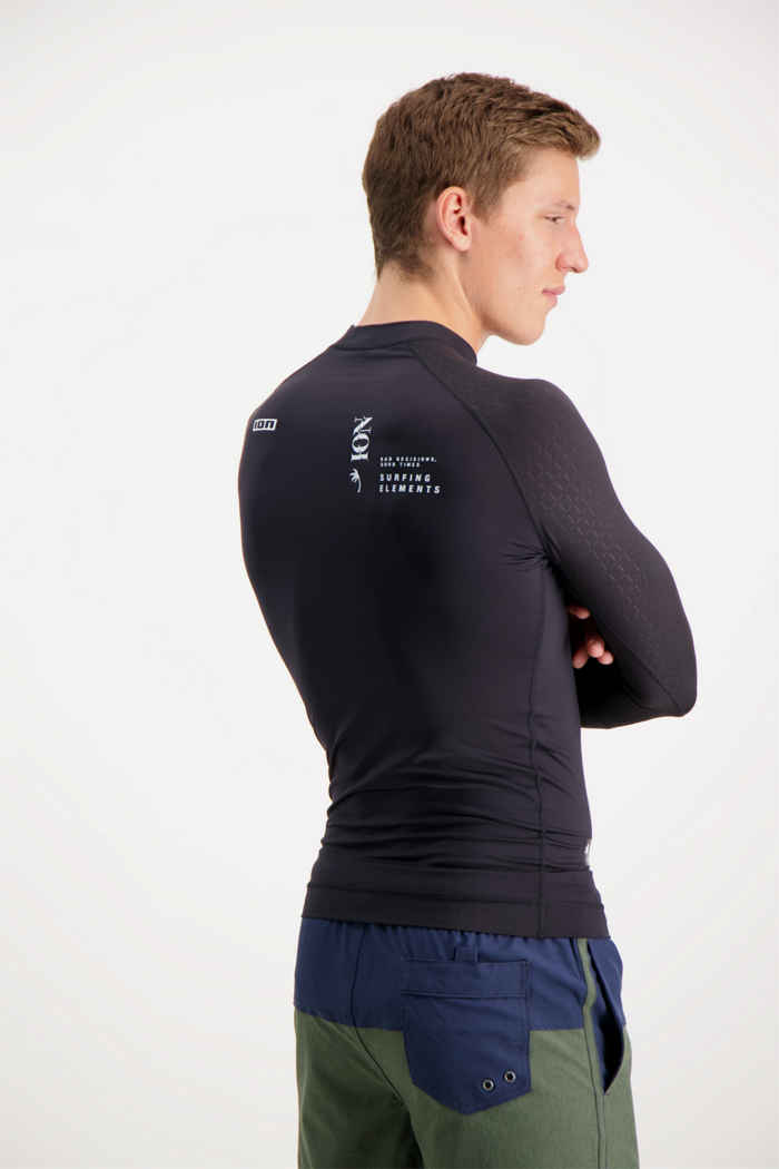 ION Rashguard LS lycra shirt hommes 2