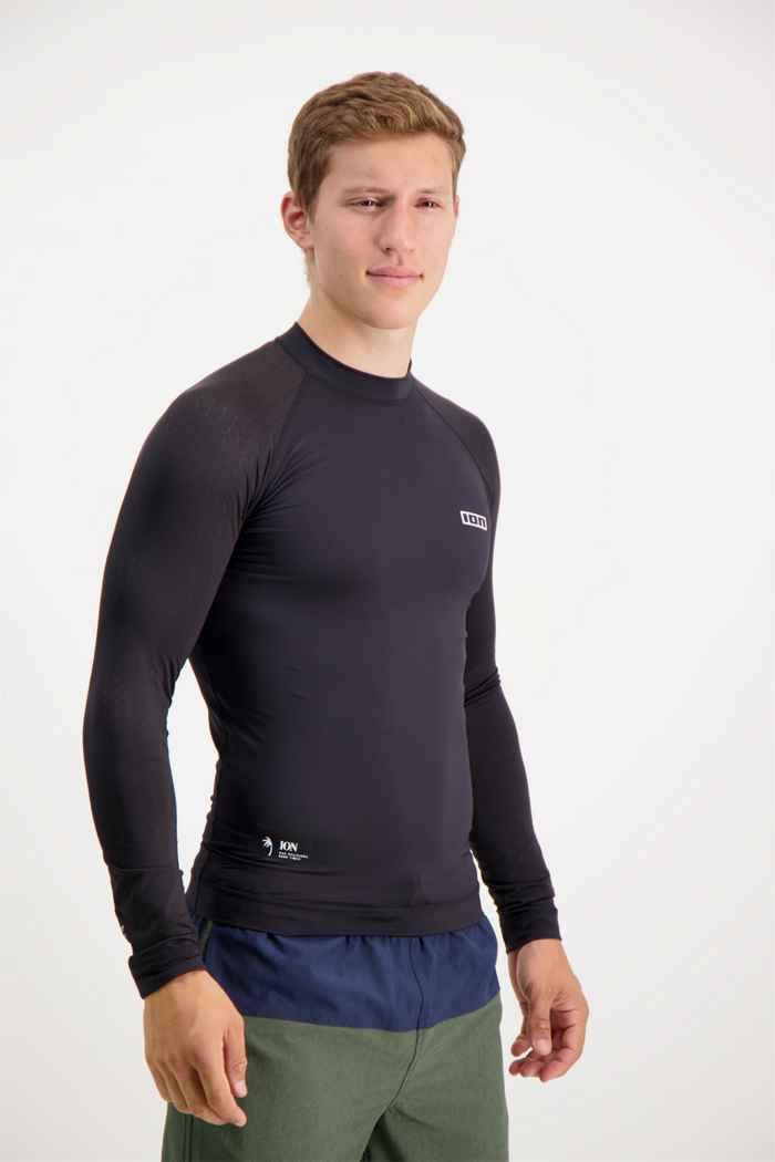 ION Rashguard LS lycra shirt uomo 1