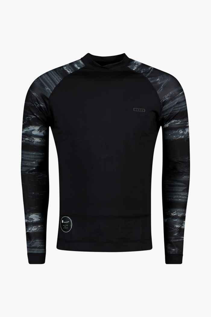 ION Rashguard Maze Herren Lycra Shirt 1