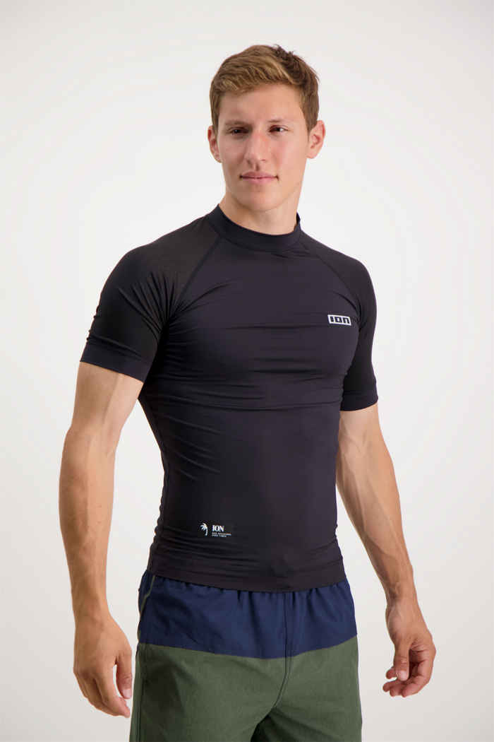 ION Rashguard SS lycra shirt hommes 1