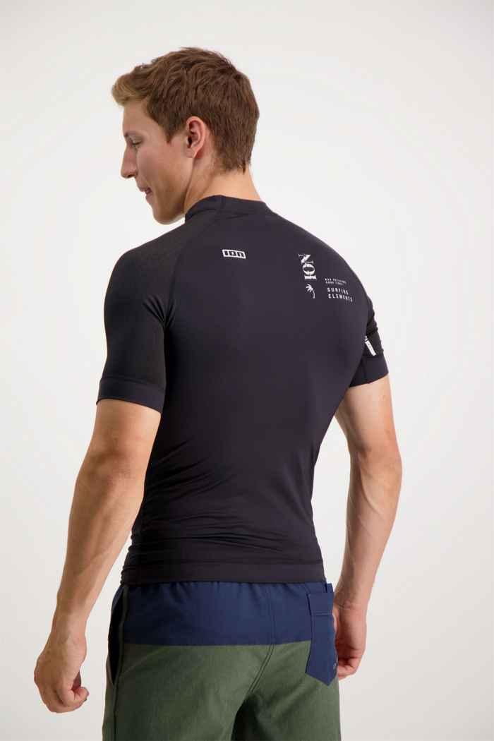 ION Rashguard SS lycra shirt hommes 2