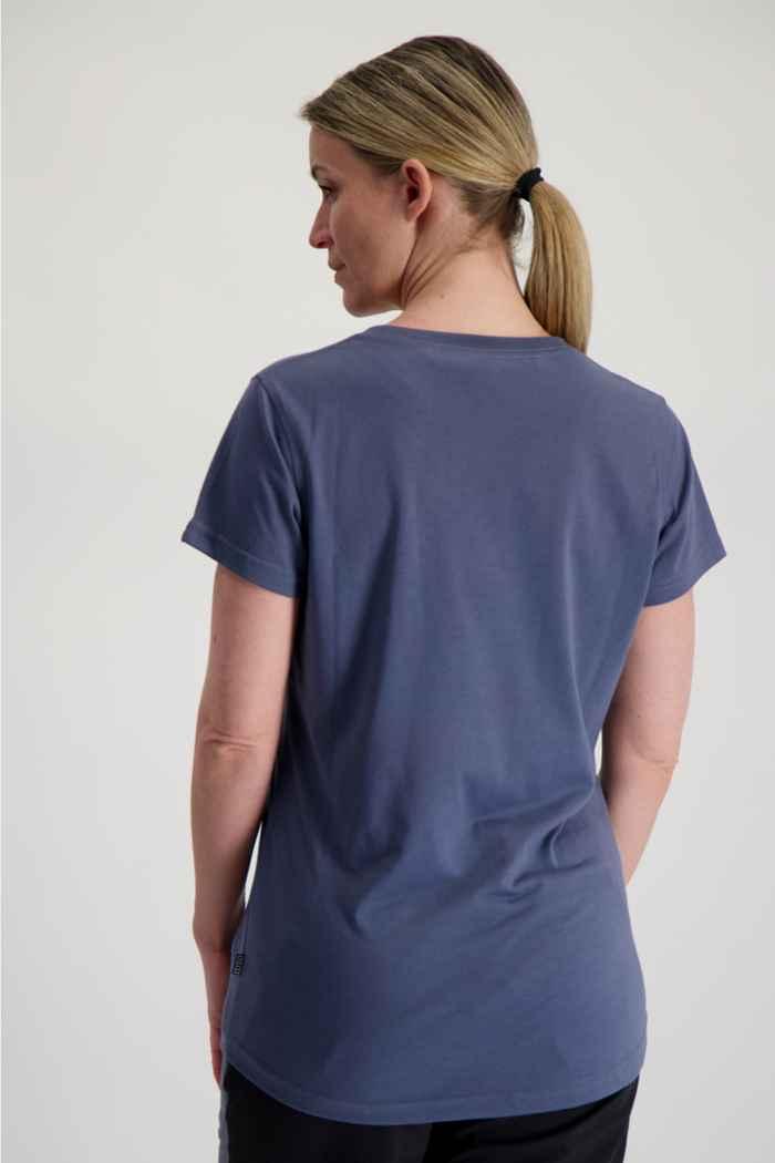 ION Seek DR 2.0 maglia da bike donna Colore Blu 2