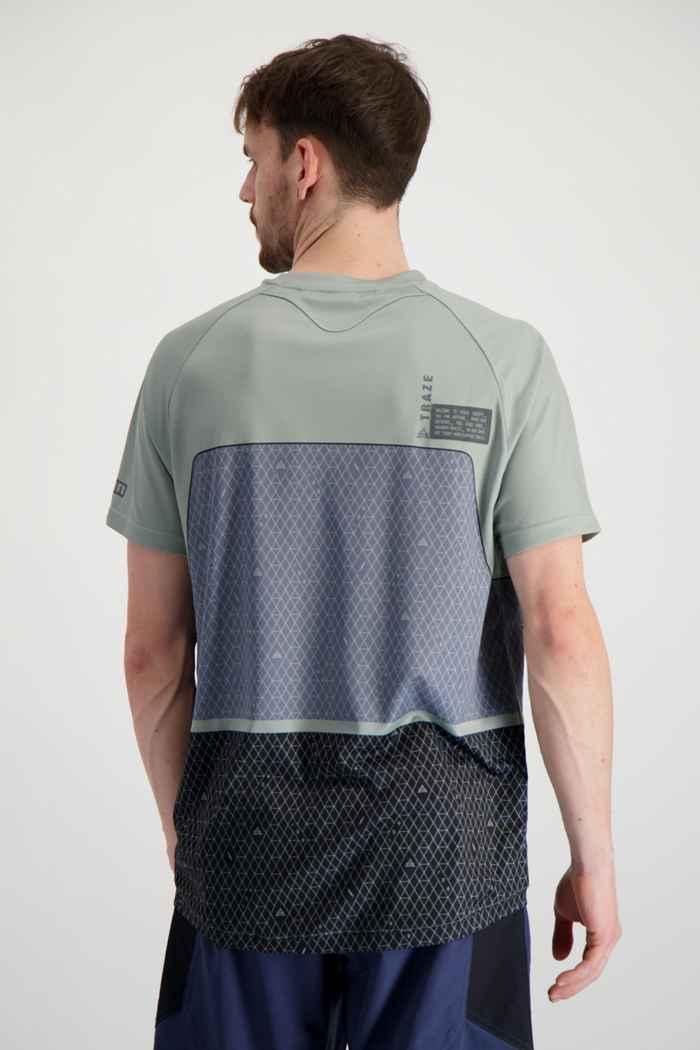 ION Traze AMP X maglia da bike uomo Colore Verde 2