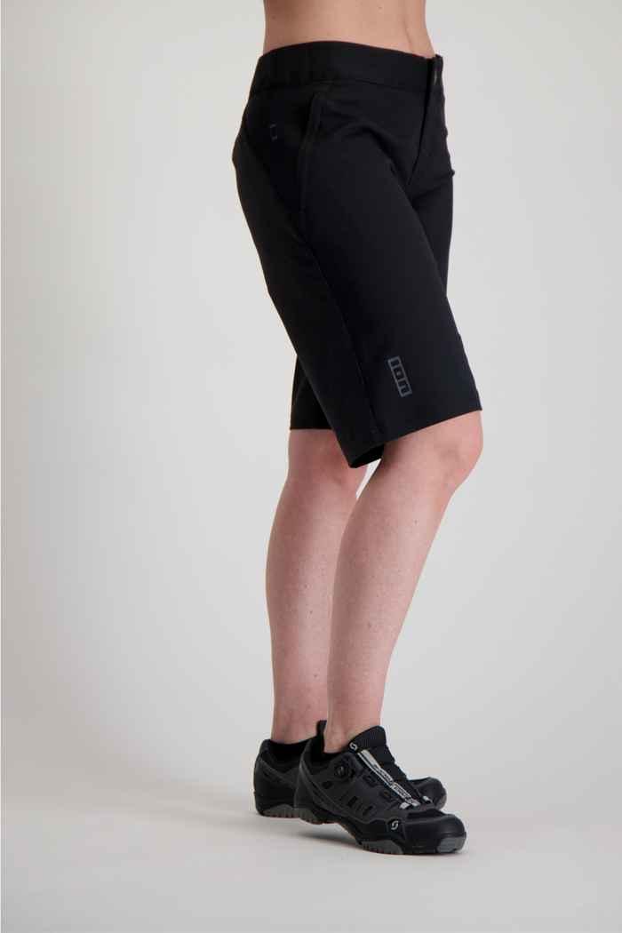 ION Traze X short de bike femmes Couleur Noir 1