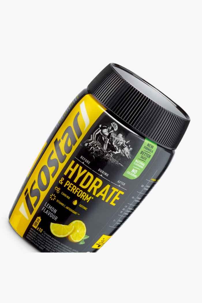 Isostar Hydrate & Perform Lemon 400 g polvere per bevande 1