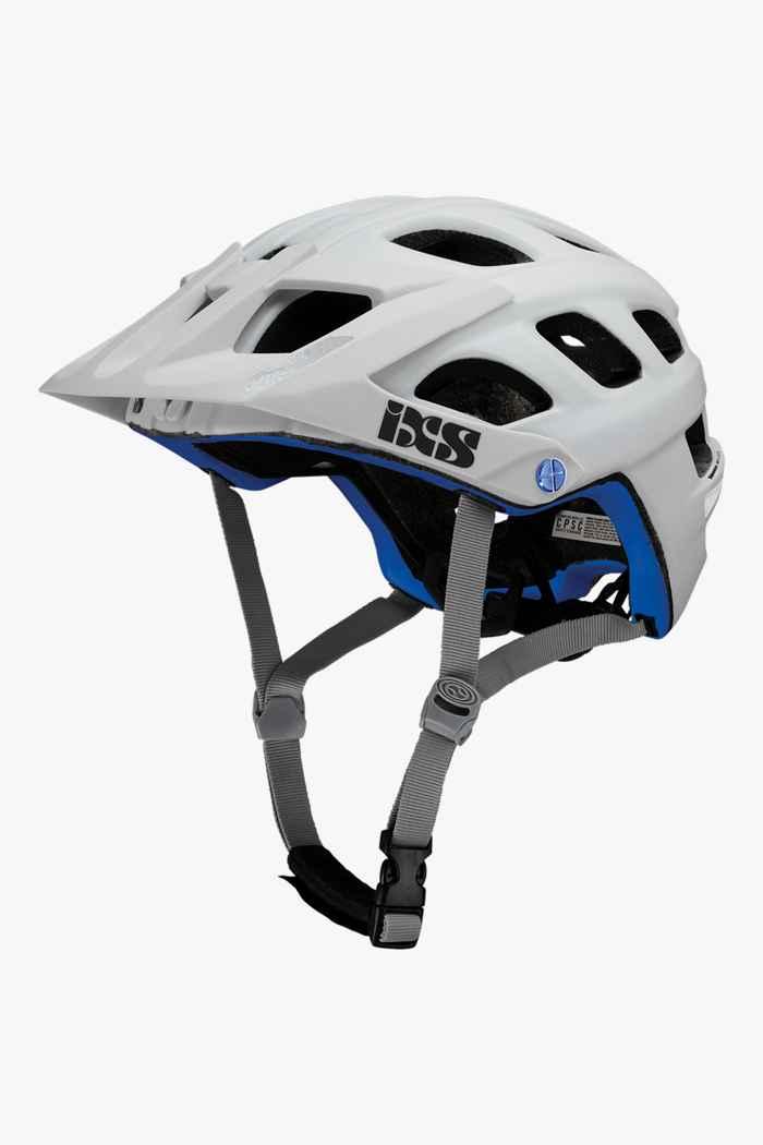 IXS Trail EVO electric plus E-Bike Edition casco per ciclista Colore Bianco 1
