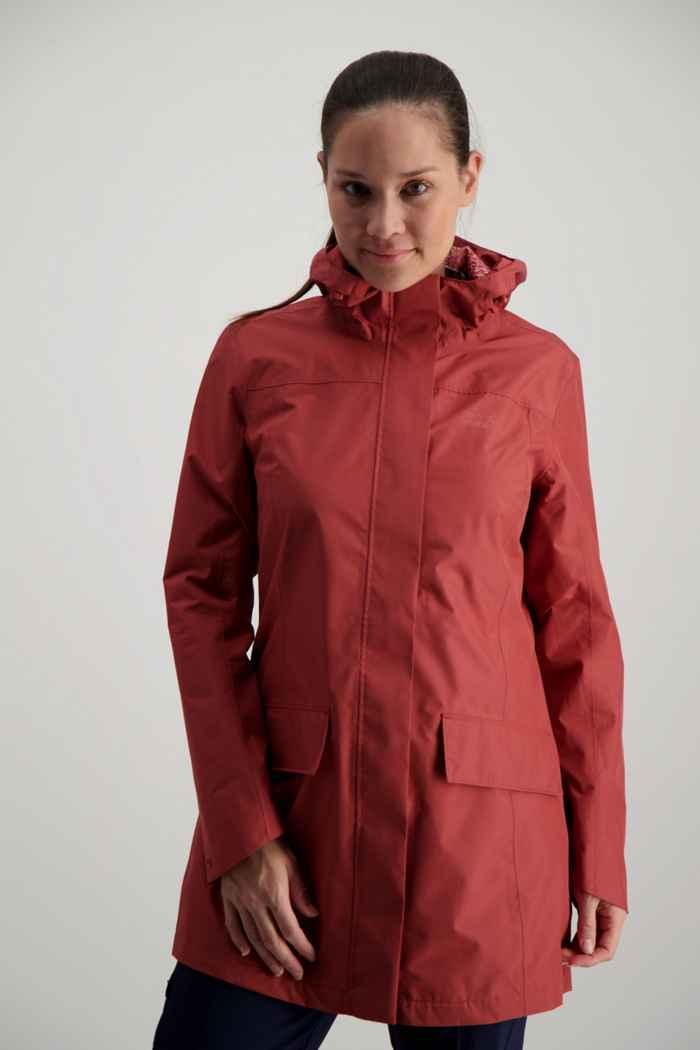 Jack Wolfskin Cape York giacca outdoor donna 1