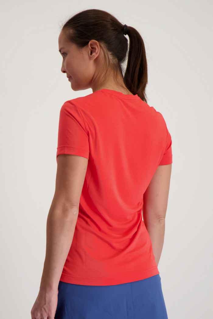Jack Wolfskin Crosstrail t-shirt femmes Couleur Rouge 2