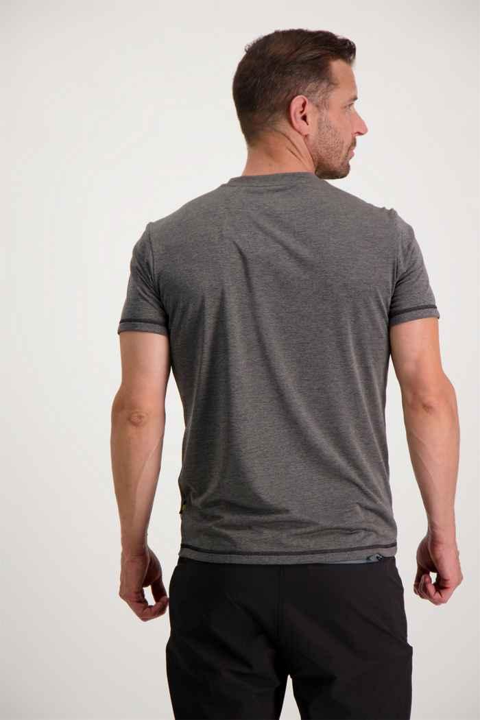 Jack Wolfskin Crosstrail t-shirt uomo Colore Grigio 2