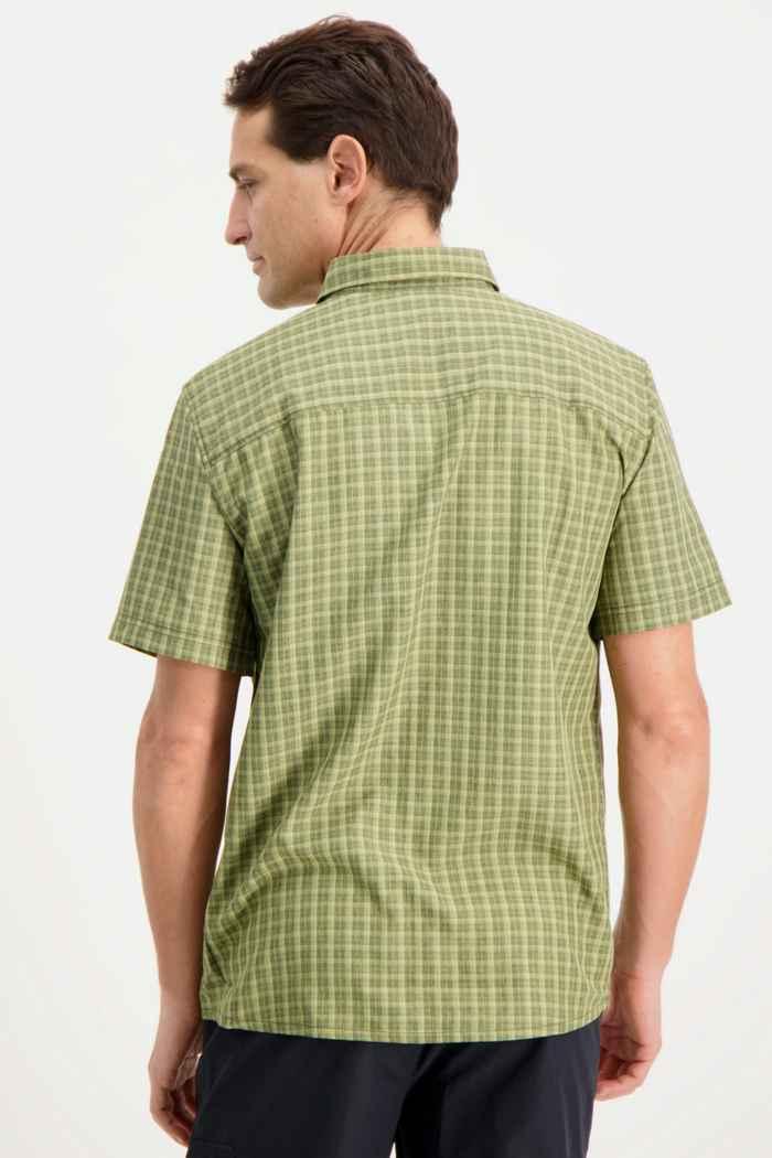Jack Wolfskin El Dorado camicia da trekking uomo Colore Verde oliva 2