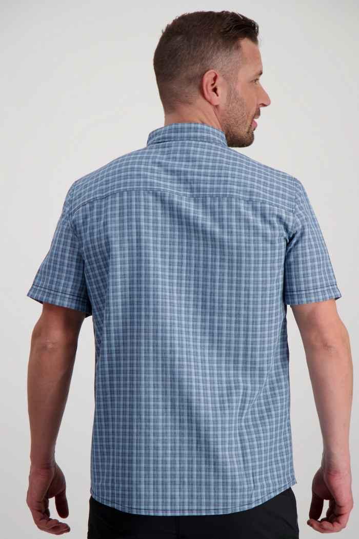 Jack Wolfskin El Dorado chemise de randonnée hommes Couleur Bleu 2