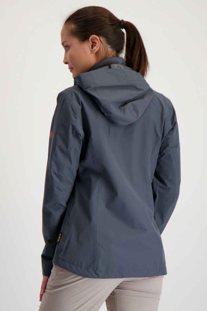 Jack Wolfskin Evandale giacca outdoor donna Colore Antracite 2